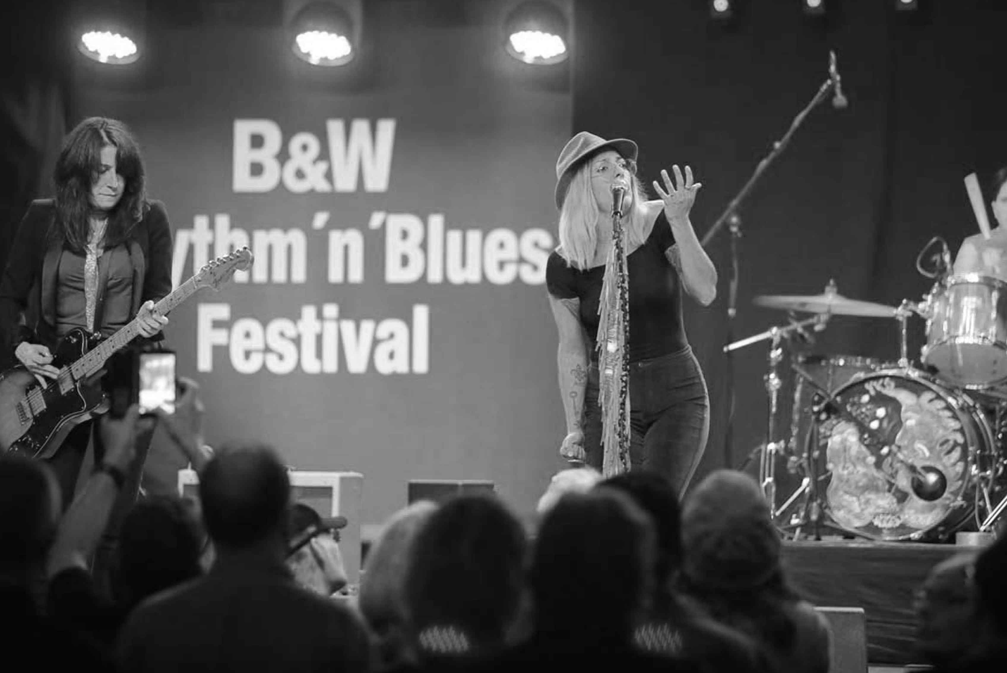 Bowers & Wilkins Rhythm'n'Blues Festivals