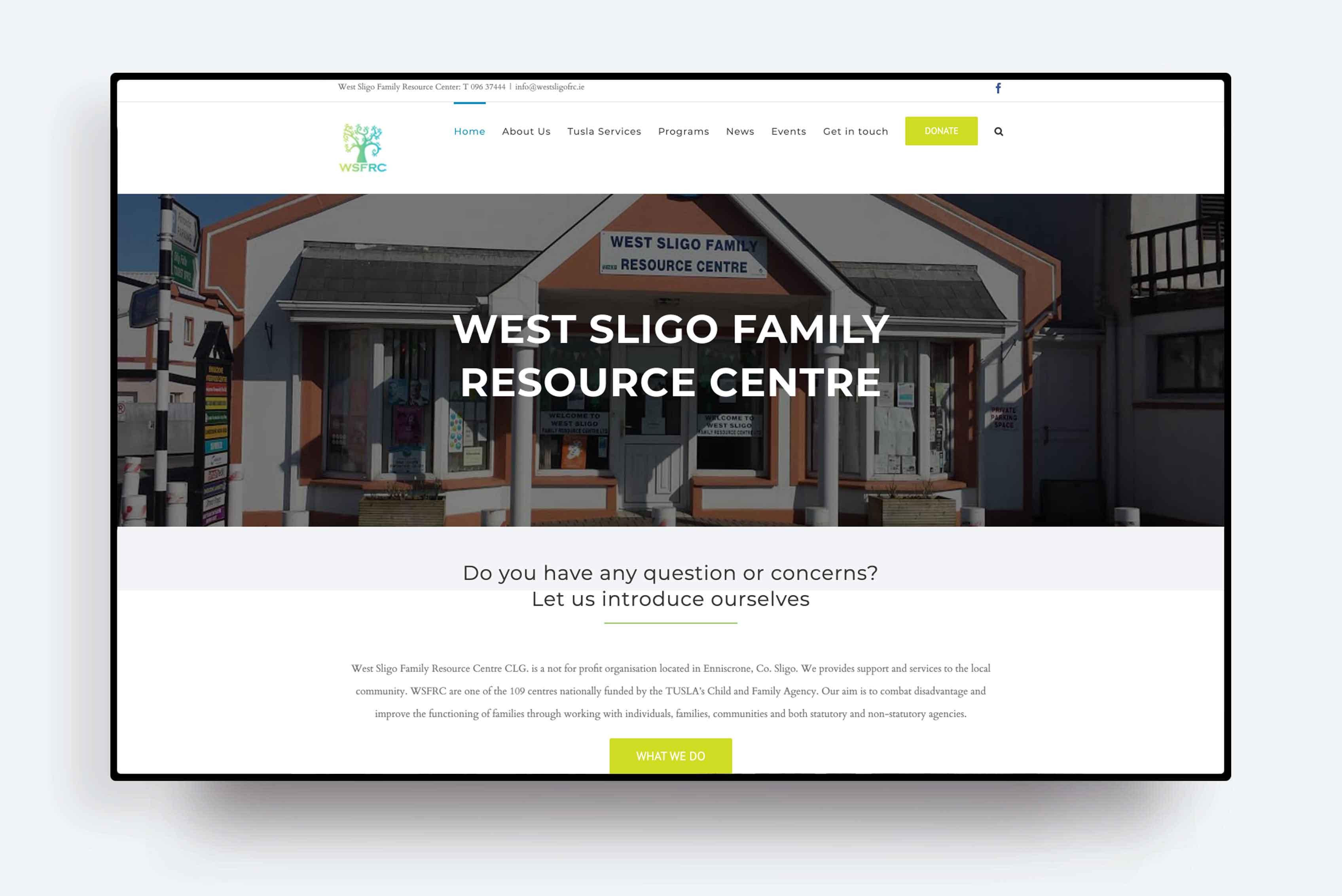 West Sligo Family Resource Centre CLG.